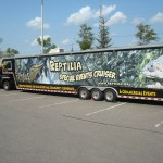 Reptilia Travel Trailer